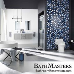 Let your shower be your escape. BathMasters can get you there.