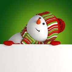Picture of happy snowman waving hand, blank banner, winter landscape, Christmas background stock photo, images and stock photography. Good Morning Christmas, Good Morning Happy Friday, Christmas Hat, Christmas Quotes, Christmas Greetings, Happy Sunday, Christmas Holidays, Christmas Ornaments, Family Christmas
