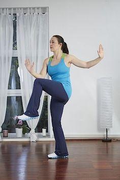 Cvičení, které aktivuje metabolismus apodporuje hubnutí – Novinky.cz