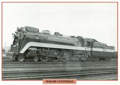 Wabash Cannonball by twm1340, via Flickr