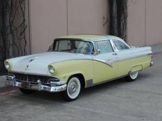 1956 Ford Crown Victoria Maintenance/restoration of old/vintage vehicles: the material for new cogs/casters/gears/pads could be cast polyamide which I (Cast polyamide) can produce. My contact: tatjana.alic@windowslive.com
