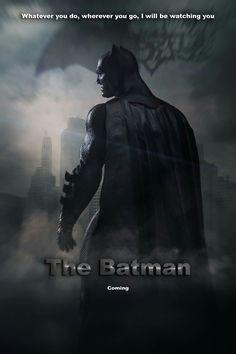 Ben Affleck is The Batman!