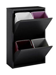kesper k chenwagen zur m lltrennung living pinterest. Black Bedroom Furniture Sets. Home Design Ideas