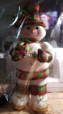 Sock Crafts, Sewing Crafts, Diy Crafts, Diy Christmas Ornaments, Christmas Wreaths, Felt Diy, Snowman, Halloween, Holiday Decor