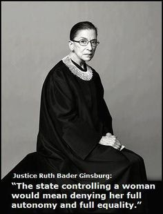 The Notorious RBG (love)