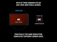 Does size really matter?  (Sensor size, that is....)