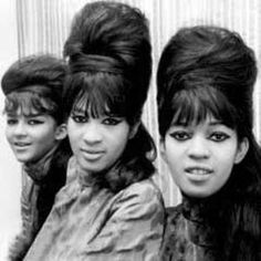 "Bee Hive Hairdos...even if you had lots of your own hair, you still added ""wiglets"" and ""wigs"" so you would have ""Big Hair"""
