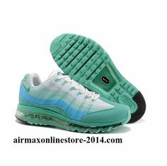new arrival 6bfe6 d6f84 finish line nike air max   ... Men Blue Green Running Shoes Sale Cheap