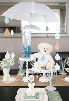 umbrella theme Baby Shower - Google Search