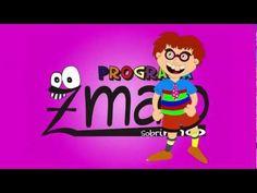 Zmaro anime dançando a Música feita pelo Alexandre Khalil para o Programa Zmaro