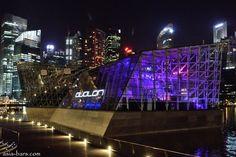 Avalon Night Club @ Crystal Pavilion in Marina Bay Singapore