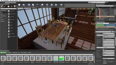 Houdini Engine for Unreal Engine, Engineering, Digital, Editor, Artists, Easy, Free, Technology, Artist
