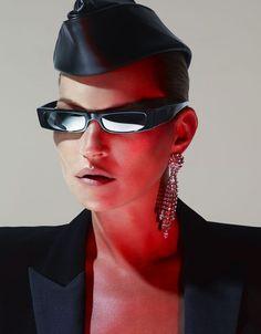 Kate Moss For Alain Mikli X Alexandre Vauthier Eyewear