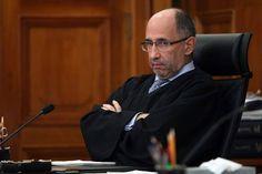 Jose Ramón Cossio (ministro de la Suprema Corte de Justicia) Lourdes Medina A01337201