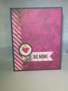 Valentine's Day, Love card