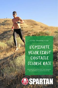 Whether you are just getting started in obstacle racing, you want to completely dominate your race, or you just want to have an absolutely amazing, lean, muscle-defined body, the six plans you get in this training manual will equip with you with everything you need to train for each distance, including exercise instructions, helpful videos, obstacle training and racing resources, and much more. Endurance Training, Training Plan, Obstacle Course Races, Greek Gods And Goddesses, Crossfit Games, Do It Right, Triathlon, Get Started, Distance