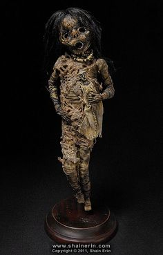 Real(Mislabeled) - This is Not a real Mummy.