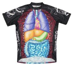 Primal Wear Organ Grinder Anatomic Cycling Jersey Mens Short Sleeve Medium *** You can find more details by visiting the image link.Note:It is affiliate link to Amazon.