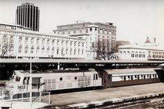 Perth Station 1977