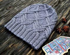 Ravelry: Carrillo Hat pattern by Irina Anikeeva