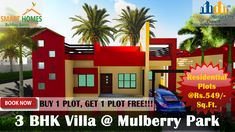 Green Fields, Smart City, Smart Home, Villa, Real Estate, Touch, Mansions, Park, House Styles