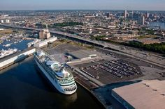 Baltimore Inner Harbor Webcam / Camera - Baltimore, Maryland. CRUISIN has the largest selection of live cruise ship