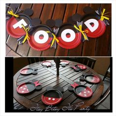 Hey, I found this really awesome Etsy listing at https://www.etsy.com/listing/185789621/mickey-mouse-banner-food-banner-mickey