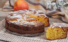 Torta di mele senza glutine e senza burro - facile e veloce