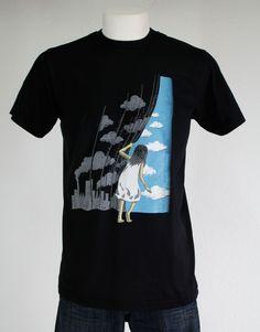 CAMISETA CONTAMINACIÓN. Gran variedad de camisetas exclusivas, de diferentes temáticas y gran calidad. 100% algodón. ¡ Encuentra la tuya !