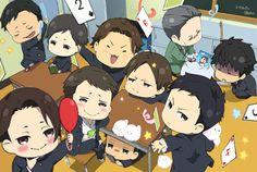 Joker Game, Showa Era, Best Series, Live Action, Game Art, Nerd, Wink Wink, Kawaii, Animation