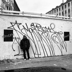 one line of Kanser (@everytagcounts) madness! . #kanser #handstyle #graffiti…