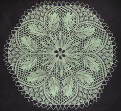 The Cromulent Knitter: Doily by Herbert Niebling