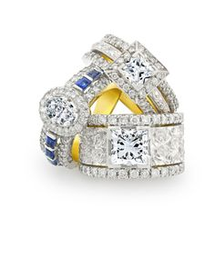 jenna clifford jewellery brands list at DuckDuckGo Engagement Ring Images, Best Engagement Rings, Jenna Clifford, Princess Cut Diamonds, Bridal Rings, Diamond Are A Girls Best Friend, Jewelry Branding, Stone Jewelry, Beautiful Rings