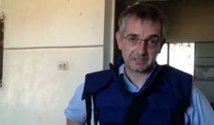 Periodista de la BBC reportó desde Siria con un smartphone