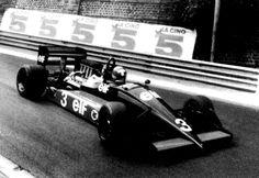 Mike Thackwell - Ralt RT22 Judd - Ralt Racing Ltd - XLVIII Grand Prix de Pau 1988