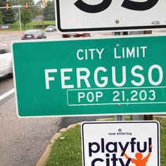Missouri History Museum continues #Ferguson Collecting Initiative. This is a rare moment when we are in the midst of history. Documenting everything we can - getting all perspectives - is important. #museumsrespondtoferguson
