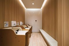 Washroom Design, Toilet Design, Cafe Interior Design, Interior Design Inspiration, Cinema Architecture, Baby Spa, Airport Design, Daycare Rooms, Mall Design