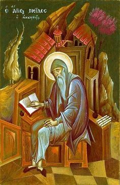Mystagogy Resource Center is an International Orthodox Christian Ministry headed by John Sanidopoulos. Religious Images, Religious Icons, Religious Art, Byzantine Icons, Byzantine Art, Writing Icon, Faith Of Our Fathers, Greek Icons, Russian Icons