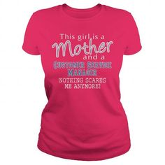 Awesome Tee For Customer Service Manager T Shirts, Hoodie