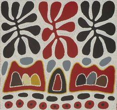 'Mitjili Napurrula' - by Watiya Tjuta Irantji - 'Dreaming with Clouds' - Aboriginal Art Aboriginal Words, Aboriginal Painting, Aboriginal Culture, Dot Painting, Fabric Painting, Inspirational Wallpapers, Australian Art, Indigenous Art, Design Crafts