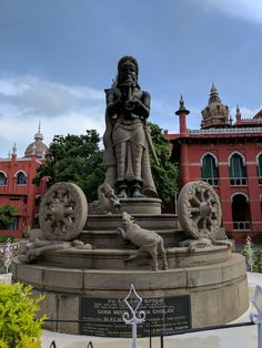 Most of them would have seen this statue in The complex of Madras High Court. Kindness To Animals, History Of India, Same Love, God Prayer, What Can I Do, South India, Rest Of The World, One Kings, Statue Of Liberty