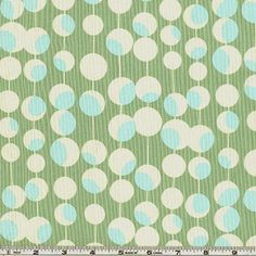 Amy Butler Midwest Modern Martini Green