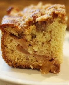 Cooking With Mary and Friends: Apple Pie Cake