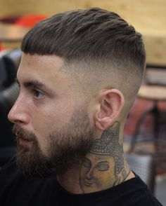 Looking For Fresh Fade Haircut Ideas Try A High Our Guide Will Shed Light On Basic Types Of Fades And Help You To Choose The Best Variation