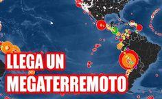 Especialistas esperam um MEGATERREMOTO na Região do Anel de Fogo!!