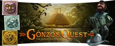 Gonzo's Quest - Free Spins on Netents Gonzo's Quest