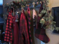 Karyn's beautiful Christmas home~