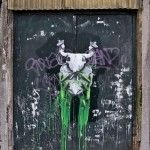 "Ludo ""The Host"" New Street Piece – Paris, France"