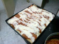 Lindo dia para unos Canelones de acelga y ricota Crepes, Cooking Recipes, Ethnic Recipes, Food, Meals, White Sauce, Food Cakes, Cute, Food Recipes