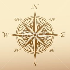 Ancient Compass Rose Designs | Compass Rose Ancient Royalty Free Stock Vector Art Illustration